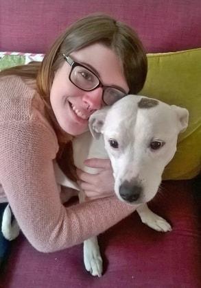Elissa in Knebworth back image