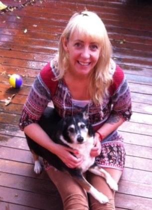 Zoe in Cronulla back image