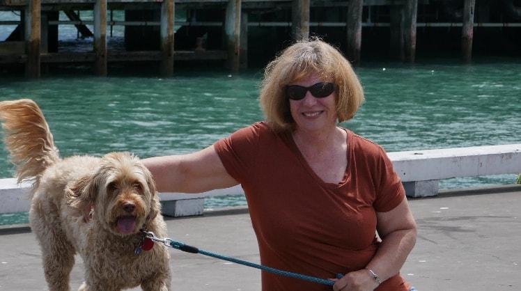 Denise in Tauranga back image