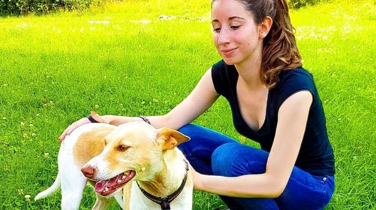 Ksenia à Montpellier back image