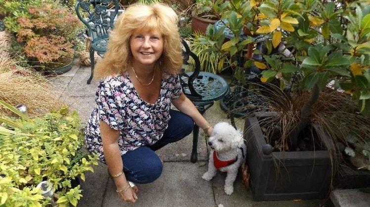 Helen in Bristol back image