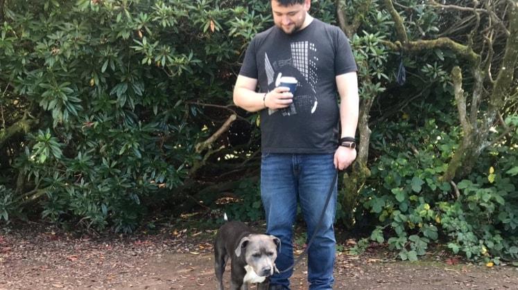 Craig in East kilbride back image