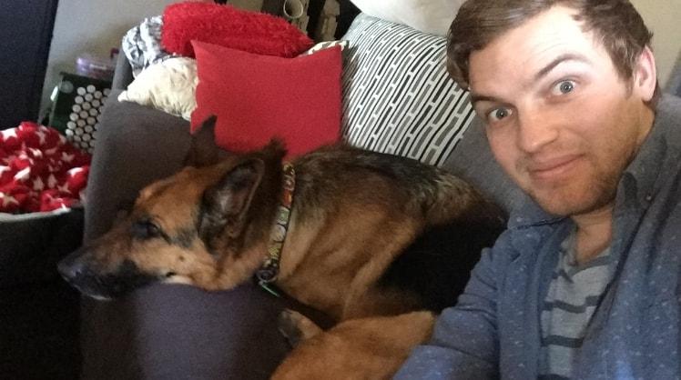 Tom in Dunedin back image
