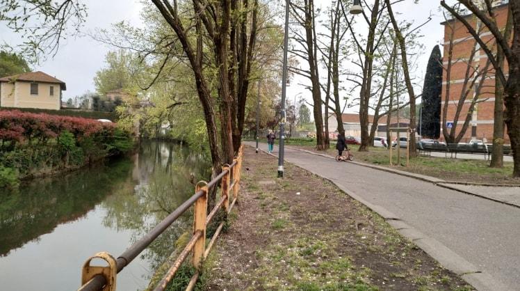 Marwan Yasmeen a Milano back image