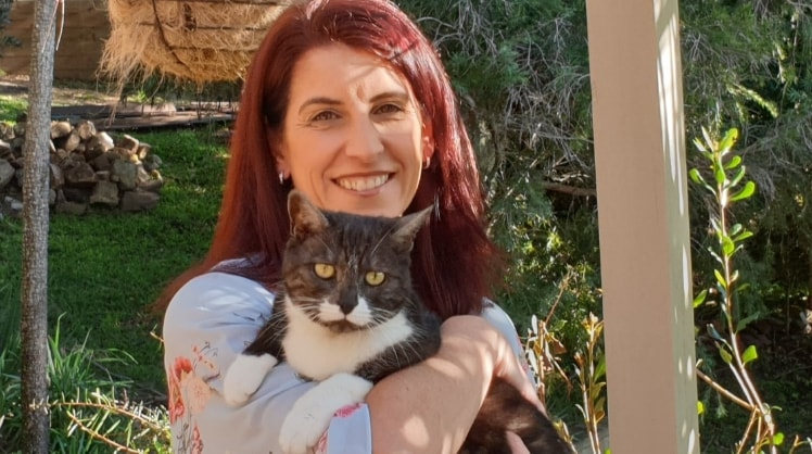 Kerrie in Cordeaux heights back image