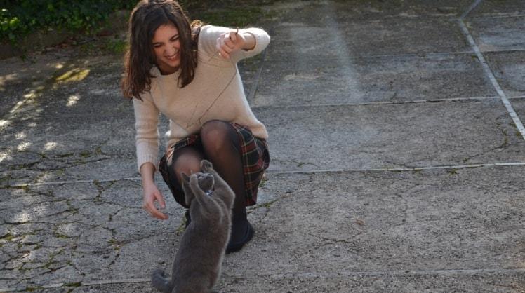 Giulia a Roma back image