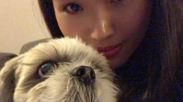 Lydia in Hong kong back image