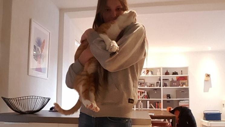 Melissa in Zeist back image